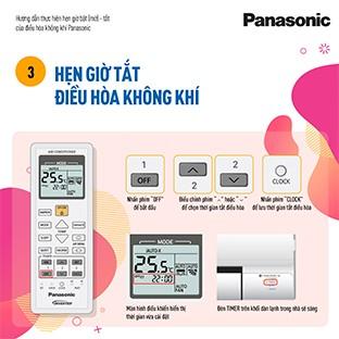 Giới thiệu điều Hòa Panasonic 1 Chiều 9000Btu Inverter CU/CS-XPU9XKH-8