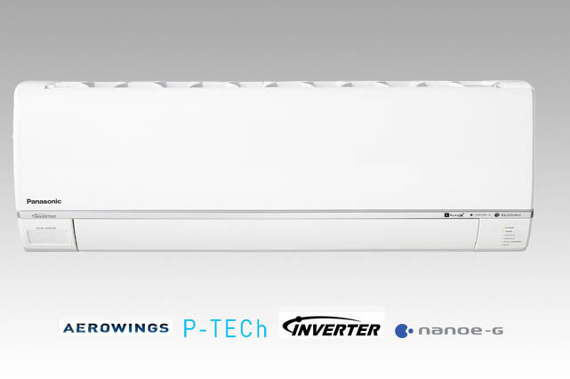 CU/CS U9TKH-8, Điều hòa Panasonic 9.000BTU 1 chiều inverter ga R32 AERO Series