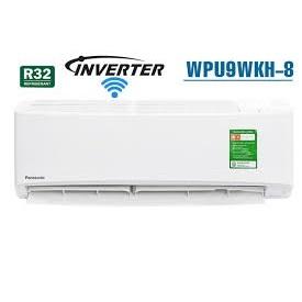 Điều hòa Panasonic inverter 1 chiều 9000 BTU CU/CS WPU9WKH-8M - 5*