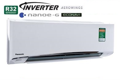 CU /CS Z9VKH-8, Điều hòa Panasonic 9.000BTU 2 chiều inverter ga R32 AERO Series