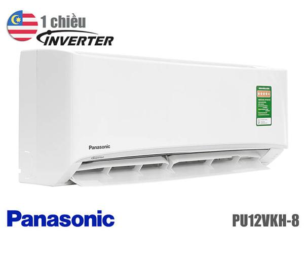 Điều Hòa Inverter Panasonic 1 Chiều 12.000BTU (CU/CS-PU12VKH-8)