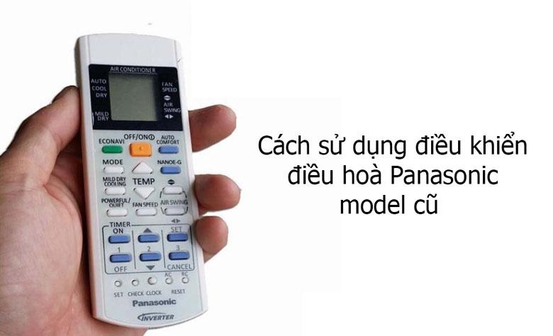 Cách sử dụng điều khiển điều hòa Panasonic [dễ hiểu nhất]