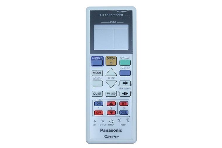 Hướng dẫn sử dụng điều khiển điều hòa Panasonic CU-CS-S Series