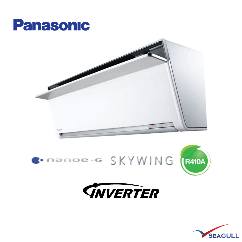 CU/CS VU18UKH-8, Điều hòa Panasonic 18.000BTU 1 chiều inverter ga R32 Sky Series
