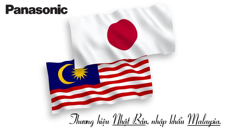 Xuất xứ và nơi sản xuất của điều hòa Panasonic