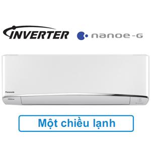 CU/CS U9VKH-8, Điều hòa Panasonic 9.000BTU 1 chiều inverter ga R32 AERO Series