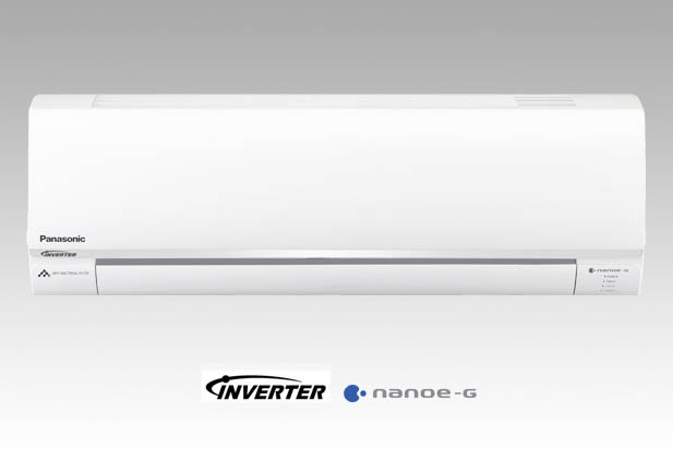 Panasonic 12000BTU 1 chiều inverter tiêu chuẩn ga R32  CU/CS PU12TKH-8